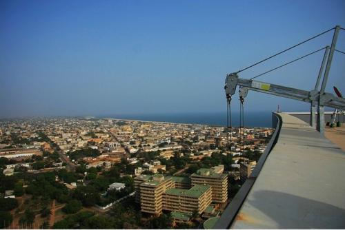 中企承建的多哥广电设施改造项目正式移交
