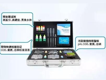 長隆科技芬克?水質現場快速檢測技術 彌補國內外快檢應用空白