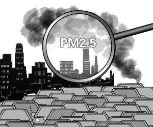 城市PM2.5来源油烟达5%左右 餐饮油烟已成京沪环保投诉热点领域