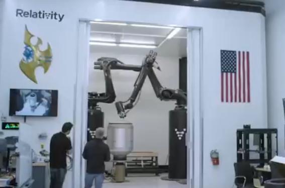 3D打印技术制造火箭,看到最后的成品太神奇了