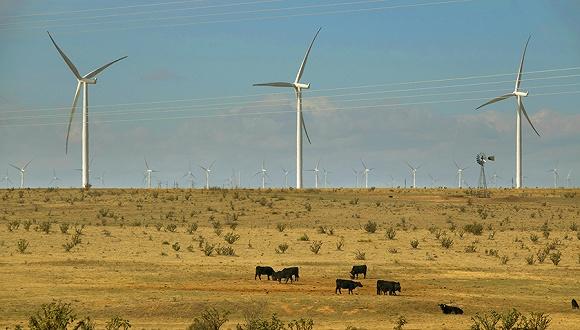 全球規模最大的單一陸上風電場 烏蘭察布風電基地今日開工