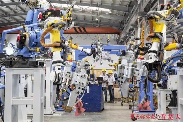 華工科技投資2.5億元在鄂州建設激光機器人系統智能工廠