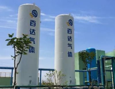喜讯!百达气体与四川玻纤再度合作 又双叒叕签订新制氧项目