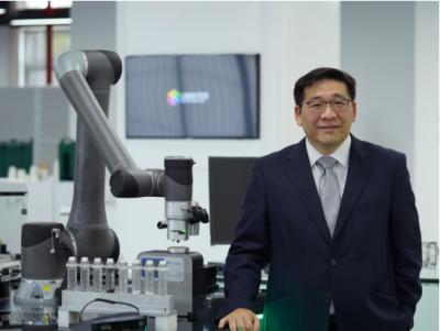 力揚企業展示LABVO智能型實驗室,創新科技賦予智能型實驗新生命