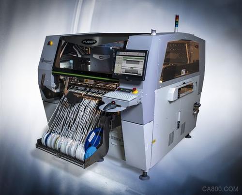 美國REDCOM EMS引入第二條環球儀器 Fuzion貼片機生產線