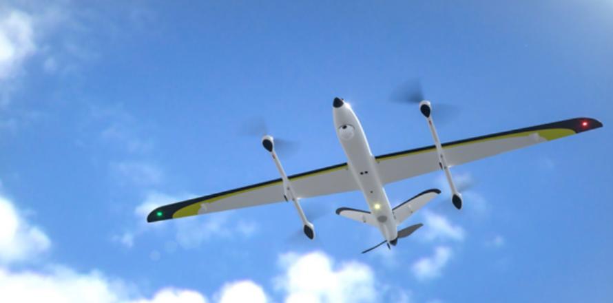 工业级无人机悄然崛起,5G或能成破局利器工业级无人机