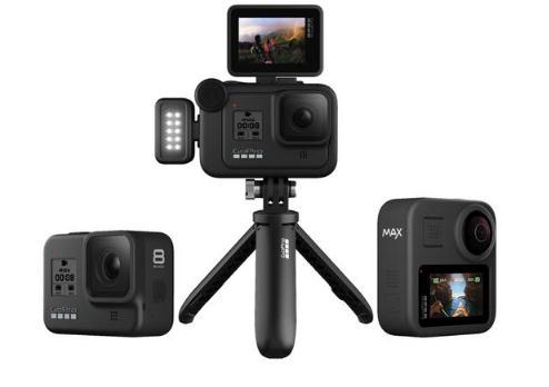 GoPro发布第八代运动相机GoPro HERO8 Black,售价3198元