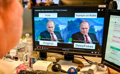 谷歌發布大型數據集對抗deepfake 打擊換臉技術濫用