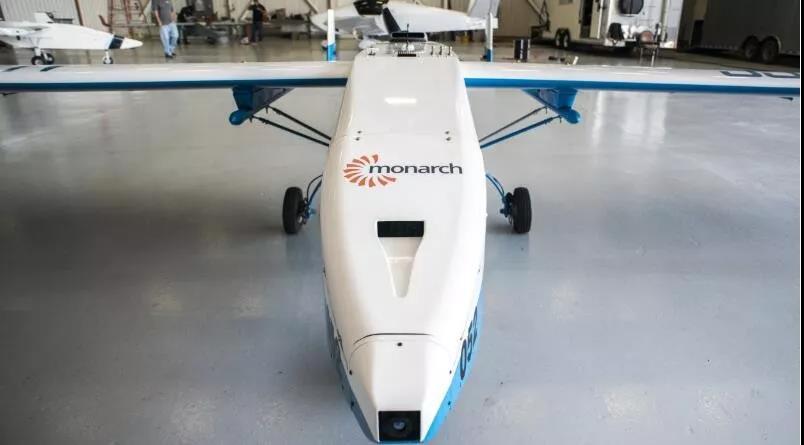美企推出裝備新型渦輪發動機Monarch 5的無人機完成首飛