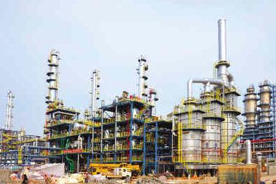 山西加快建設三大化工新材料集聚區 重點項目公布!