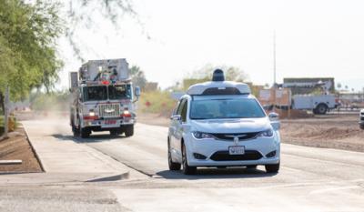Waymo表示部分車輛不再配置安全員 無人駕駛出租即將到來