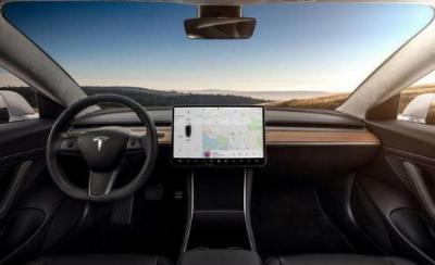 特斯拉全息玻璃专利曝光!可让车载屏无边框增强沉浸式体验