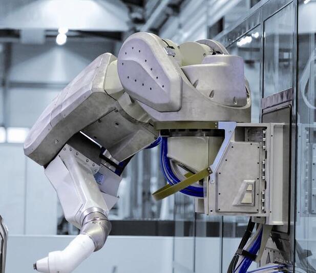 杜爾第13000臺噴涂機器人落戶通用汽車韓國工廠