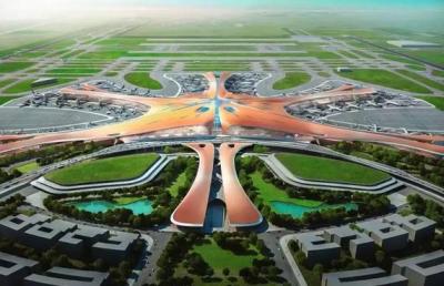 蘭陵集團中標金額5000萬元項目 刷新全球最大單體航站樓
