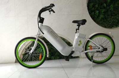 永安行首款氢燃料电池自行车面世!加气3分钟 续航60公里