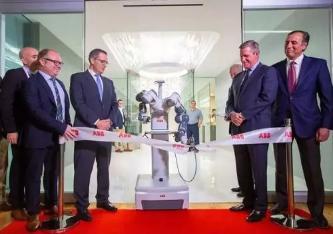 ABB全球首家醫療保健研究中心正式啟用 開發全新機器人技術