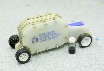 香港科技大学研发环保型可充电液体燃料 可在几分钟内给电动汽车充满电