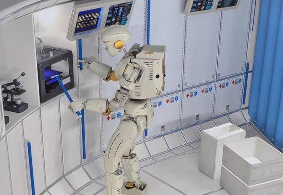 Jacobs宣布 将与NASA合作再造下一代仿人机器人