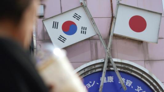11日,日本将与韩国在瑞士日内瓦举行双边磋商
