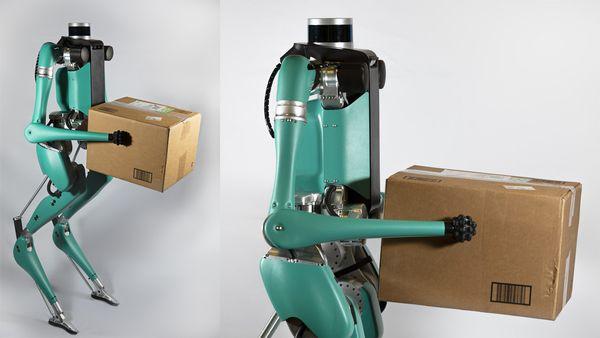 重磅!Agility Robotics升级版双腿机器人曝光