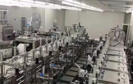 国内首条自主设计的OLED照明G2.5代量产线成功点亮