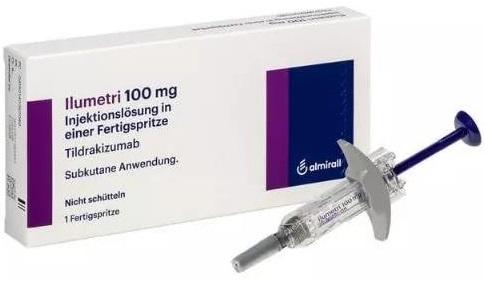 银屑病新药!Almirall新型抗炎药Ilumetri具有长期疗效 使用方便