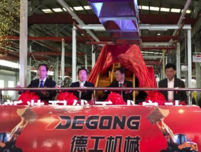 德工机械启动新装配线 产能提升到每年6000台