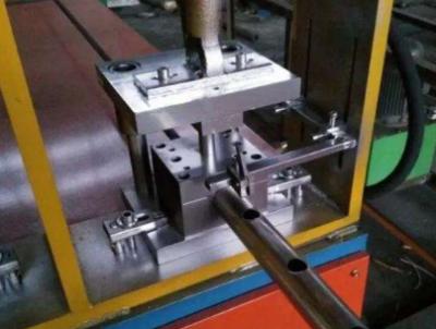方管圆管冲孔机代替传统手工钻孔 成机械企业绝密武器