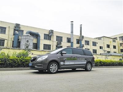 浦江实现大气立体走航监测车常态化应用 监测环境空气质量