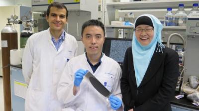 新加坡开发出生产锂硫阴极新方法 具有高稳定性和高容量