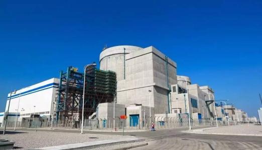 漳州核电站1号机组正式开工 华龙一号批量建设撬动千亿市场
