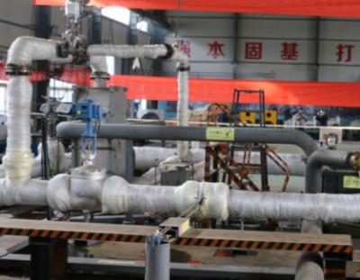 """涿州水泵厂研发国内首台核电立式疏水泵成核""""智造明星"""""""