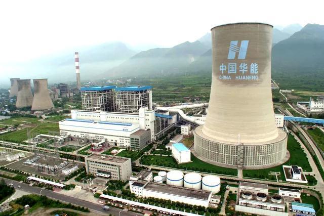 华能秦岭电厂66万千瓦超临界间冷机组调峰降至20%