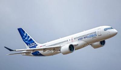 因发动机故障 瑞士航空停飞旗下所有空客A220客机