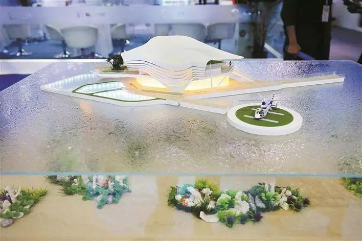 """聚焦中国海洋经济博览会 水下机器人""""游进""""海博会"""