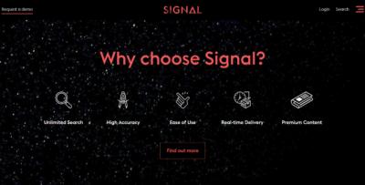 Signal AI获得2500万美元C轮融资,正开发新AI和机器学习技术