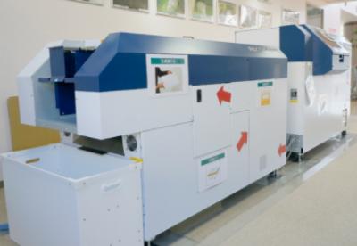 迪普樂將在華推出辦公室小型造紙機 投入廢紙2小時造出再生紙