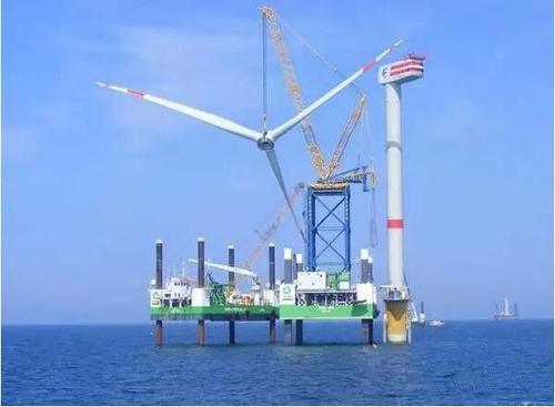 台船宣布进军海上风电业 签署首个大型统包工程