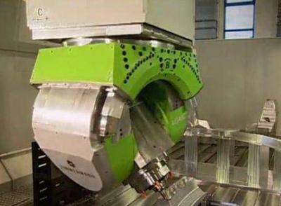 德国机床新技术ABC成功实现6轴加工 开创ABC轴铣头新局面