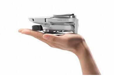 大疆发布御Mini航拍小飞机 支持4公里图传 可续航30分钟