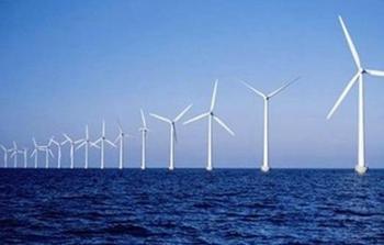 30万千瓦!大唐首个海上风电项目96台风机全部吊装完成