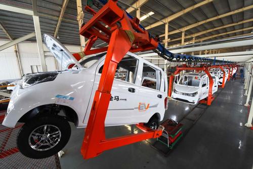 10月财新中国制造业PMI连续4个月回升 制造业具备企稳基础