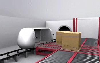 京东地下胶囊物流系统取得重大突破!24小时可运行的地下物流真要来了