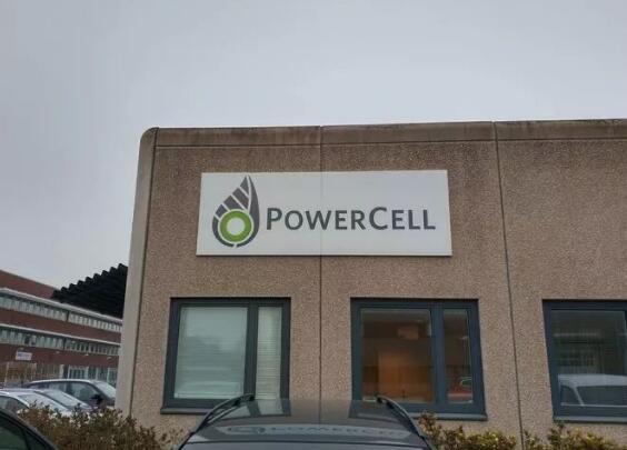 PowerCell为海陆运开发了燃料电池系统MS-100 尺寸小30%