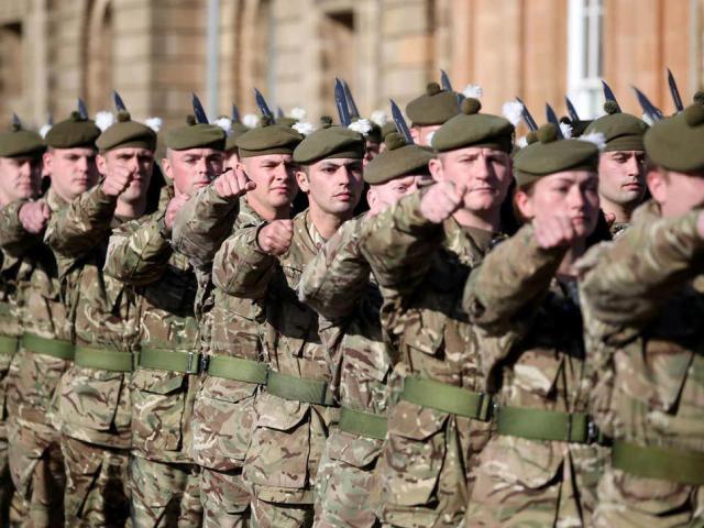 英军拟用脑部扫描仪监测士兵心理精神状态 以改善身心健康状况