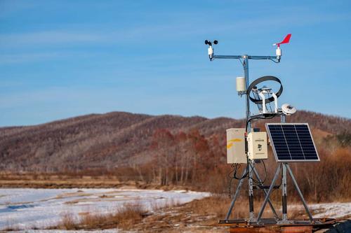天津西青推进大气环境扩散风道监测网建设项目