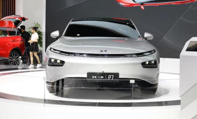 续航超600km,小鹏p7将于广州车展正式开启预售