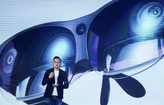 太平洋未来科技发布第二代am glass AR眼镜 搭载AMglassSDK