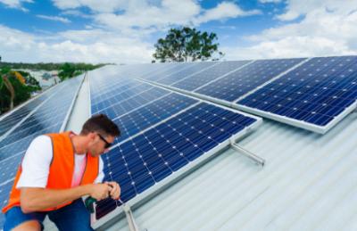 研究员研发新型的电子传输材料 光电转换效率提高40%