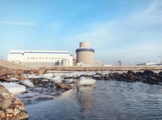 国内首个核能商业供热项目!山东海阳核能供热项目投用